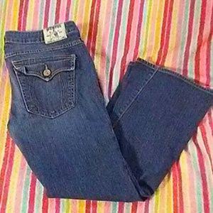 🍀Joey TRUE RELIGION Jeans Size 32